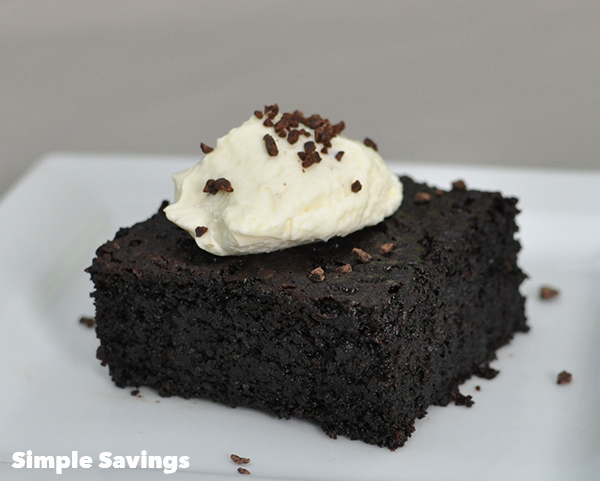 Dark, Decadent, Gluten and Dairy Free Chocolate Cake recipe